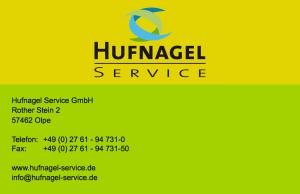 20160319 Hufnagel Service