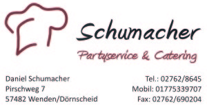 Sponsoren Schumacher
